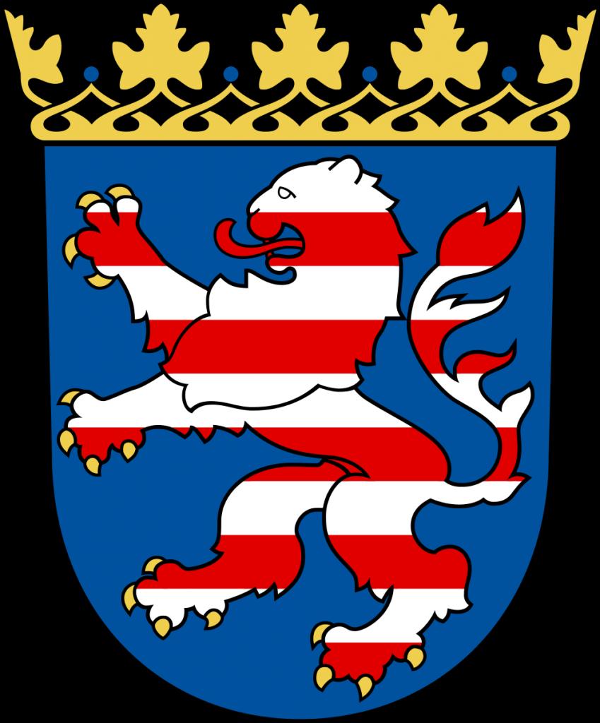 Landeswappen Hessens