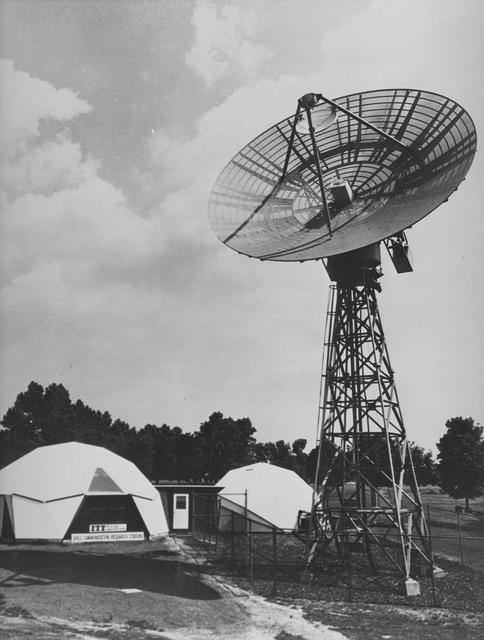 Leichte Sprache Antenne WLAN