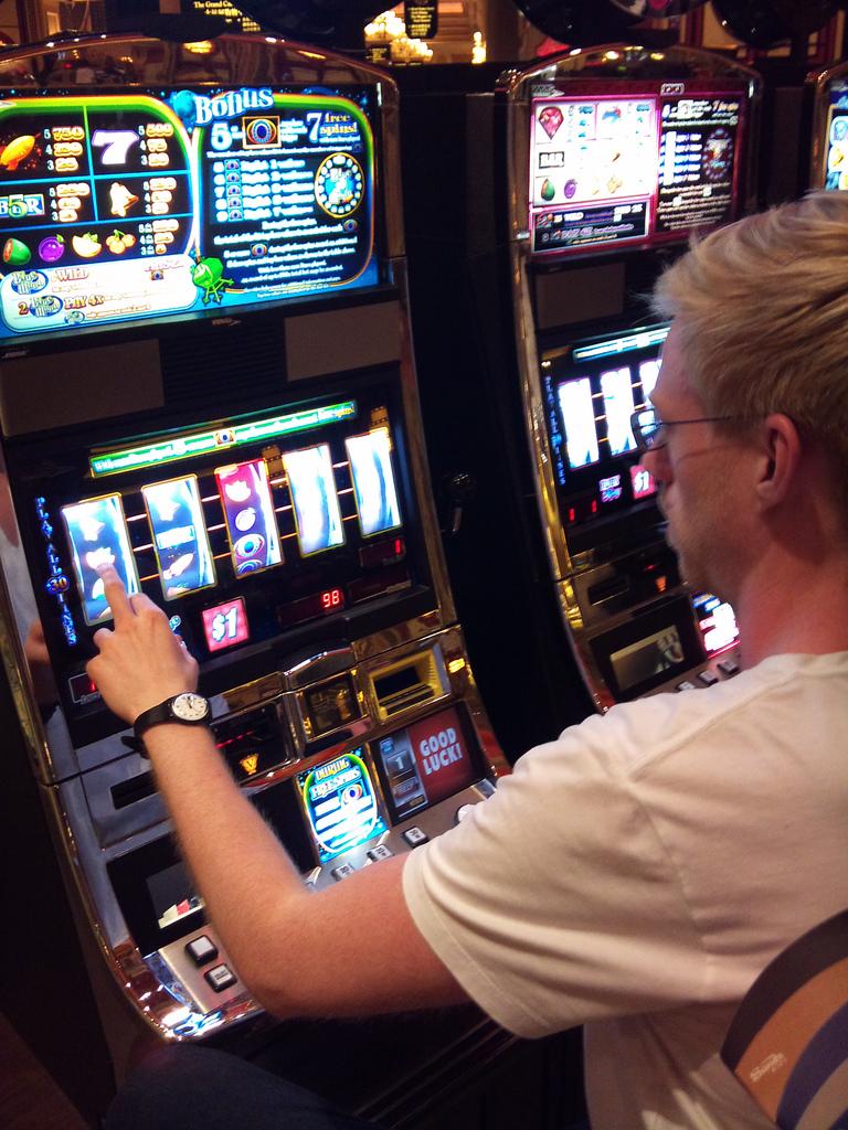 Spielautomat Alt