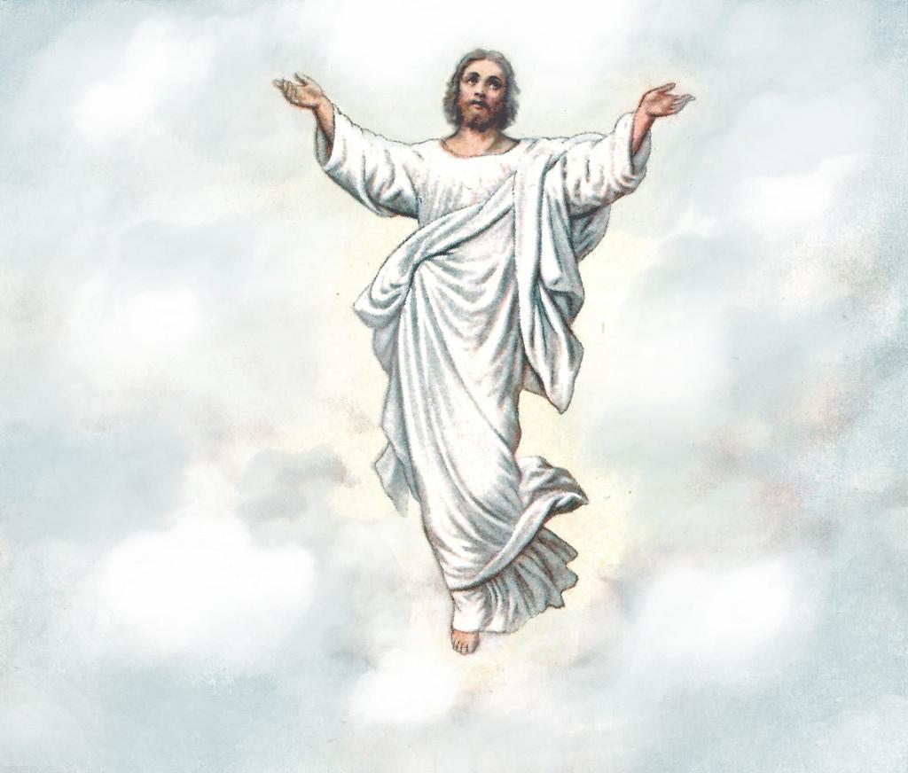 Christi Himmelfahrt Geschichte